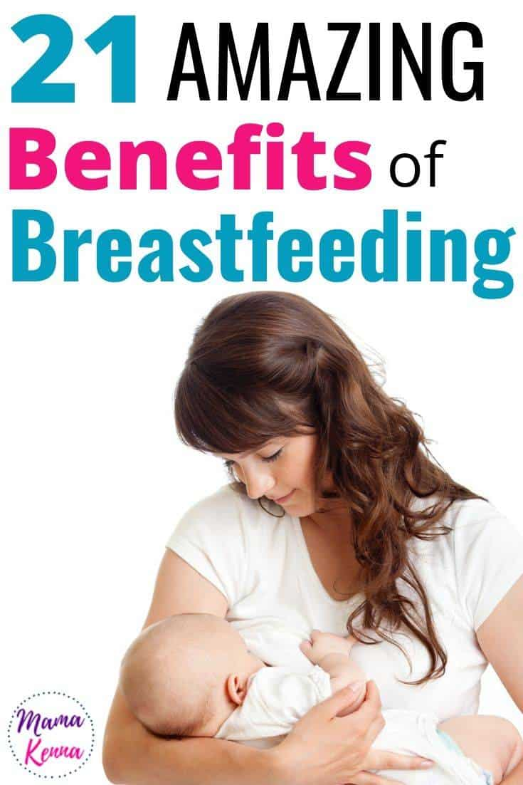 Learn about the health effects of breast milk and how breastfeeding can benefit mum as well