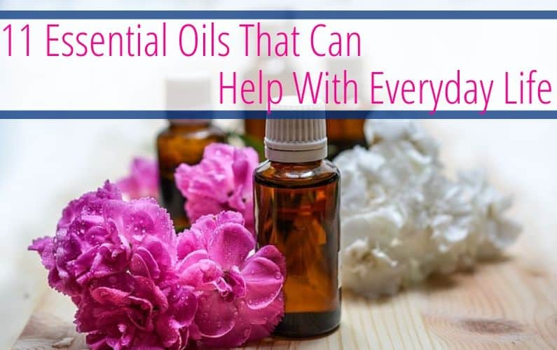 learn about these common essential oils and how they can be used everyday