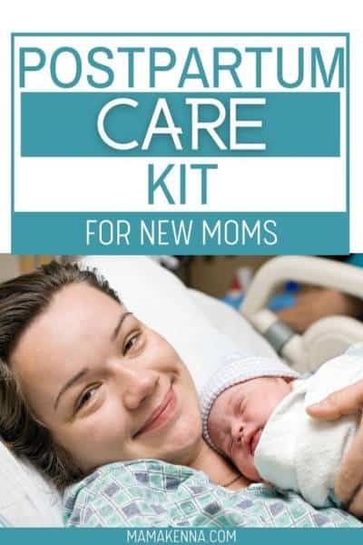 best postpartum recovery essentials for new moms