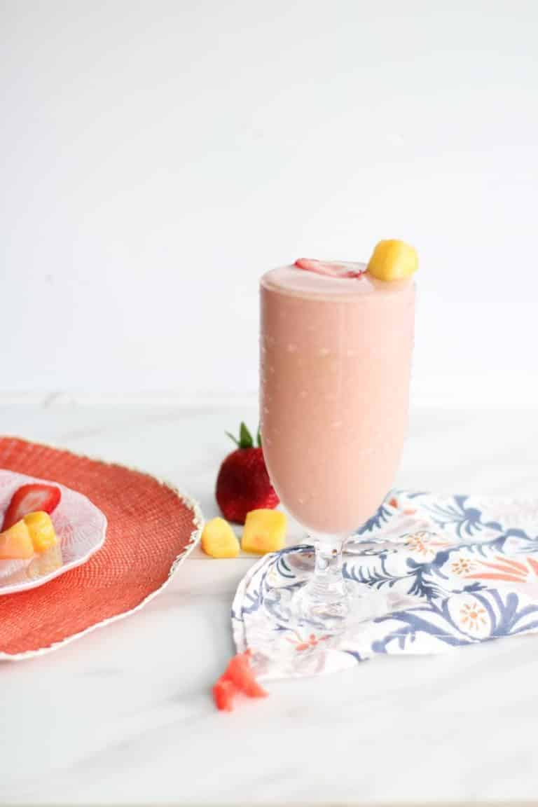 lactation tropical shake recipe