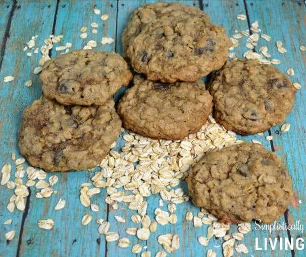 lactation oatmeal cookie recipe