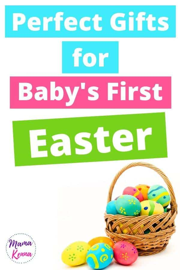 find the best easter basket gift ideas for your baby this year