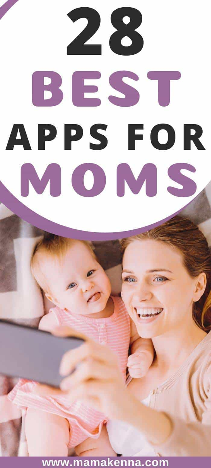 Find both free and paid apps for moms.