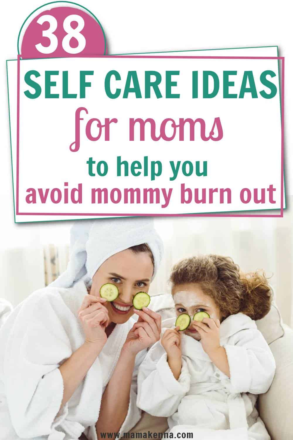 Self care tips for moms to help avoid mom burn out