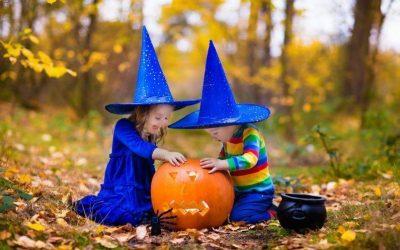 28 Not-Scary Halloween Toddler Activities