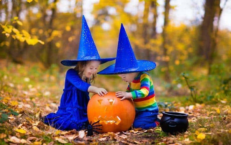 find fun and not scary halloween activities for toddlers here